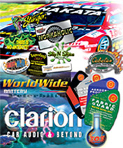 Auto Labels - Complete Stock and Custom Labels - Labeling Systems and Heat Transfer Labels